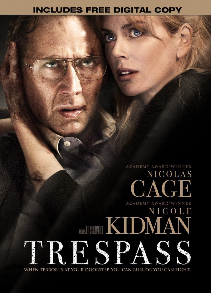 Publicity still for Trespass