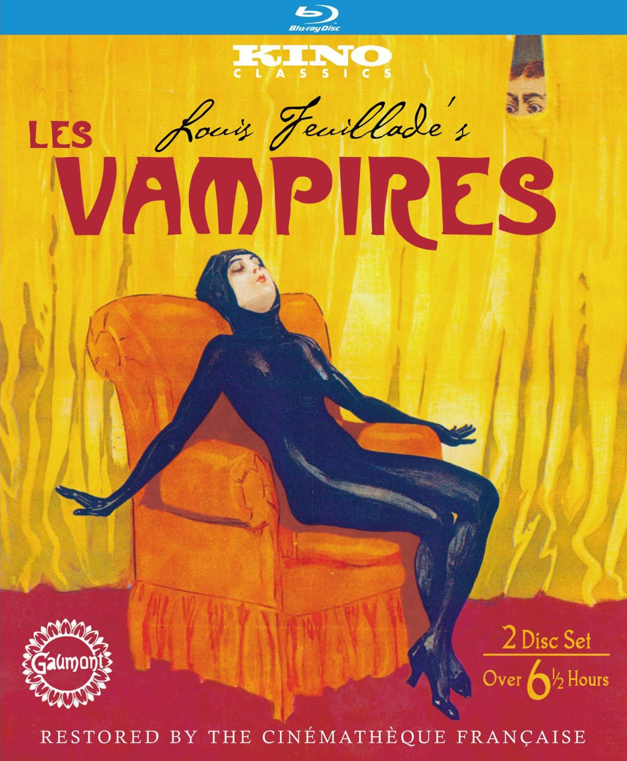Publicity still for Les Vampires
