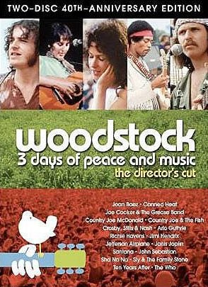 Publicity still for Woodstock: 3 Days of Peace and Music