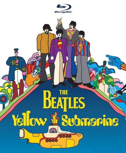 Publicity still for Yellow Submarine