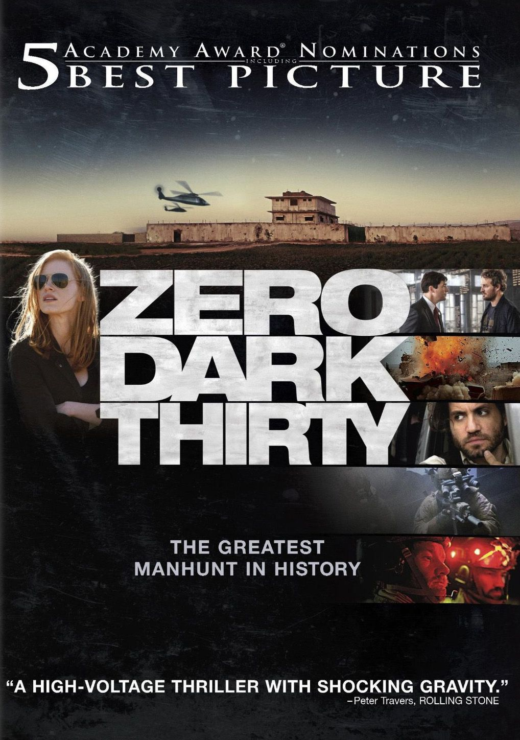 Publicity still for Zero Dark Thirty