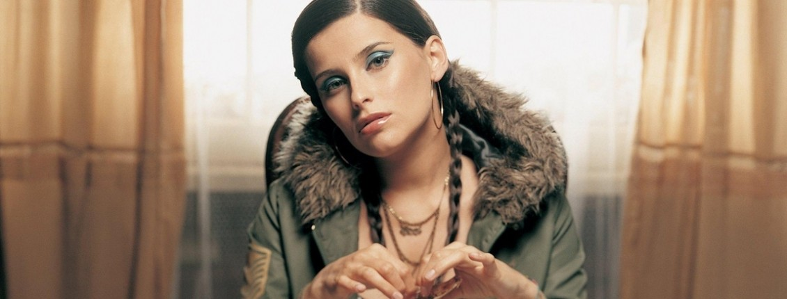 Nelly Furtado (New York, NY - May 5, 2004)
