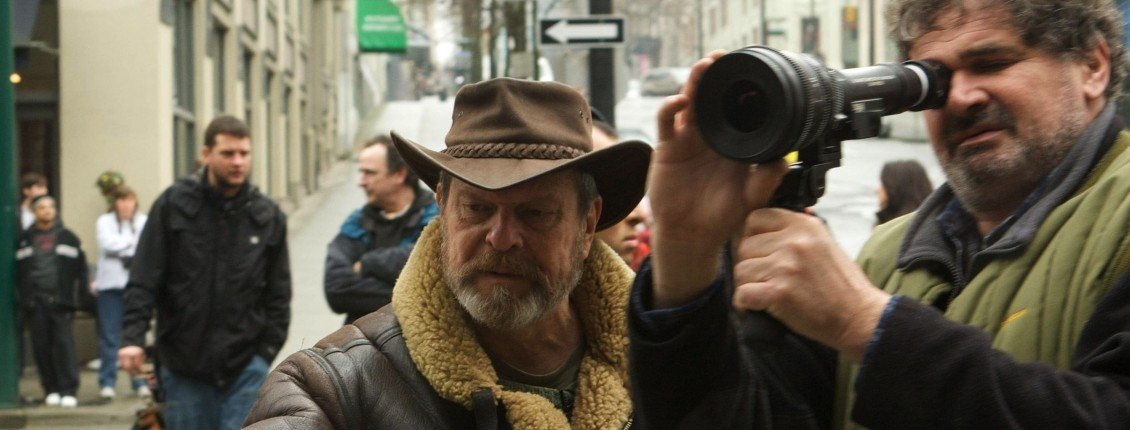 Interview: Terry Gilliam on The Imaginarium of Doctor Parnassus, Monty Python, and More