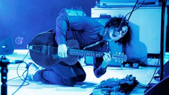 Jack White (Charlottesville, VA - September 27, 2012)