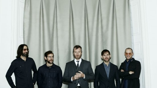 The National and Dirty Projectors (Raleigh, NC – June 10, 2013)