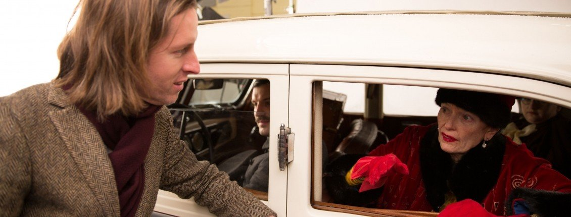 Interview: Wes Anderson on The Grand Budapest Hotel
