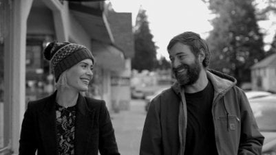 Interview: Mark Duplass and Sarah Paulson Talk Blue Jay