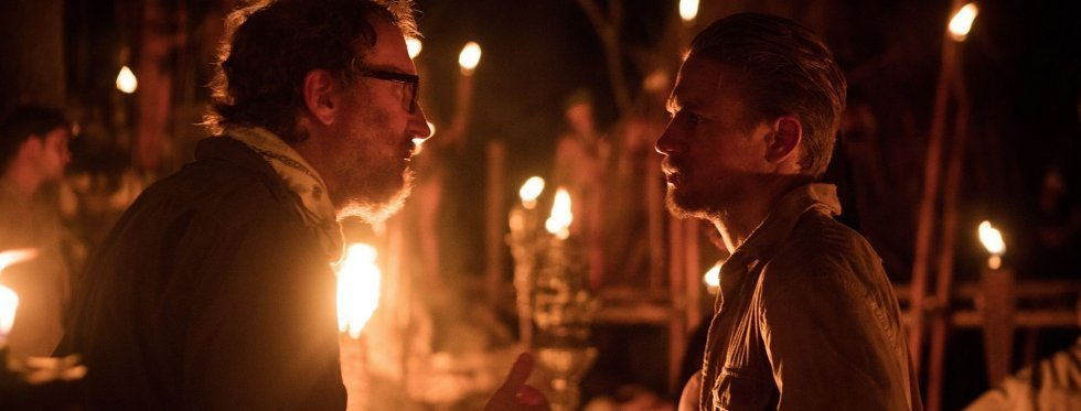 Interview: James Gray on Making The Lost City of Z