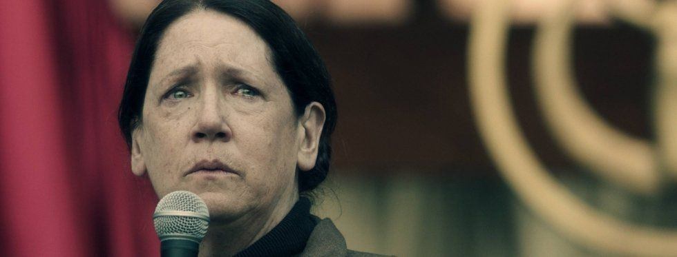 Interview: Ann Dowd on The Handmaid's Tale and The Leftovers