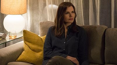Interview: Geena Davis on Marjorie Prime, The Fly, and Gender Inequality