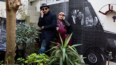 Interview: Agnès Varda and JR on Finding the Art in Life with Faces Places