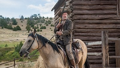 Interview: Bill Pullman on The Ballad of Lefty Brown and Battle of the Sexes
