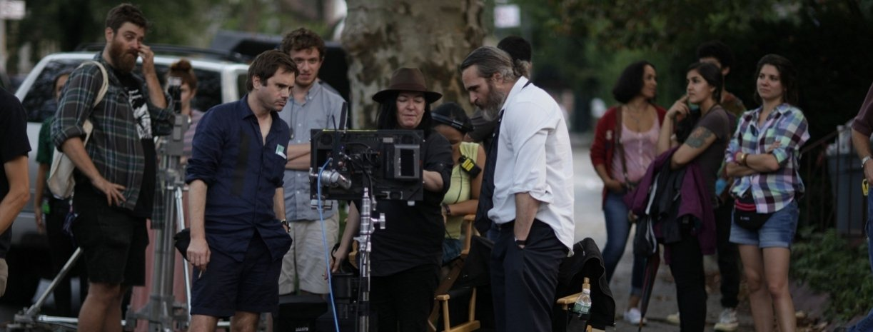 Interview: Lynne Ramsay on You Were Never Really Here