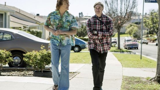 Interview: Gus Van Sant Talks Don't Worry, He Won't Get Far on Foot