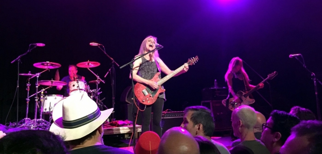 Live Review: Belly at Music Hall of Williamsburg