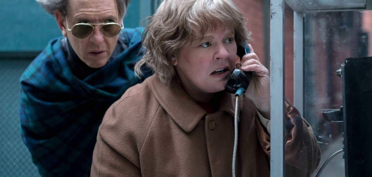 Interview: Melissa McCarthy on Lying to Achieve Truth in Can You Ever Forgive Me?