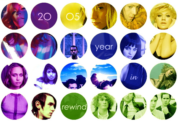 2005: Year in Music