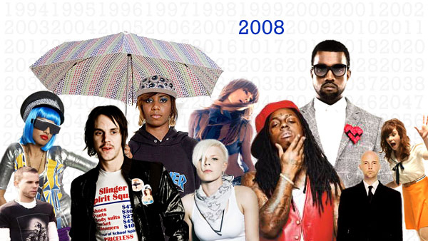 2008: Year in Music