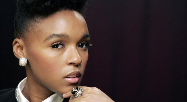 Janelle Monáe (London, U.K. - December 5, 2010)