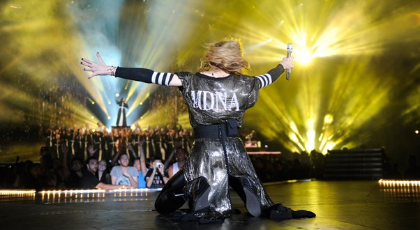 Madonna (New York, NY – September 6, 2012)