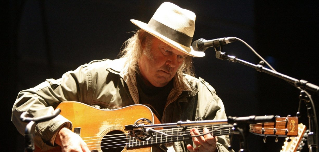 The Neil Young Trunk Show