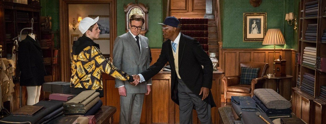 Kingsman: The Secret Service 2014 BluRay مترجم