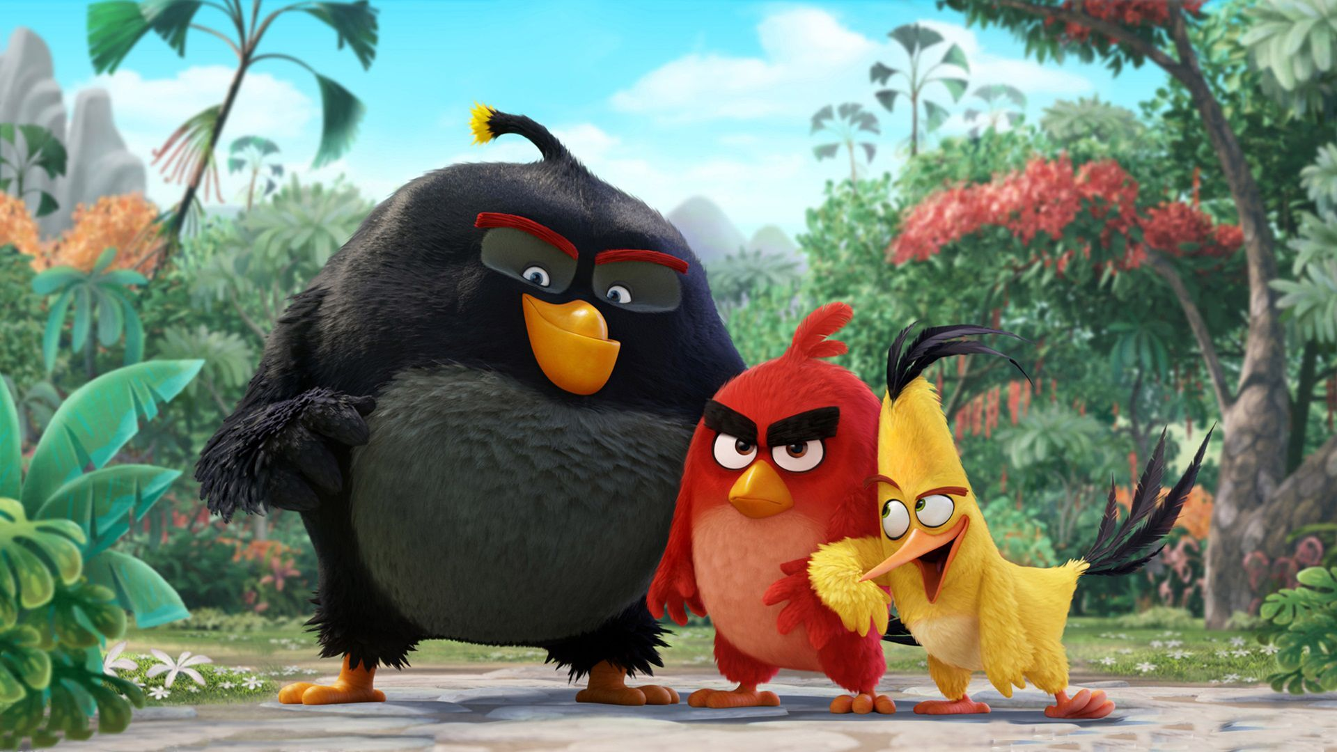 the angry birds movie film review slant magazine