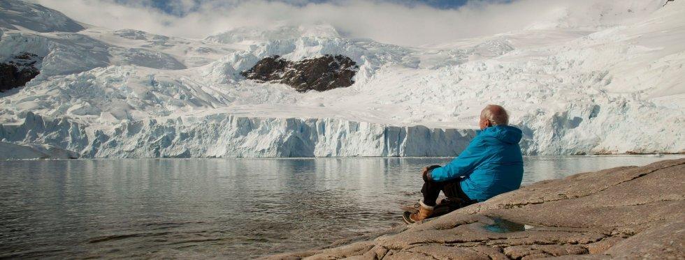 Antarctica: Ice & Sky