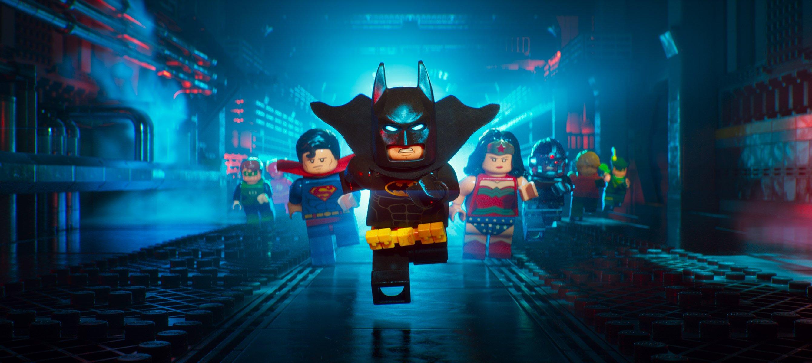 the lego batman movie | film review | slant magazine