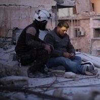Last Men in Aleppo