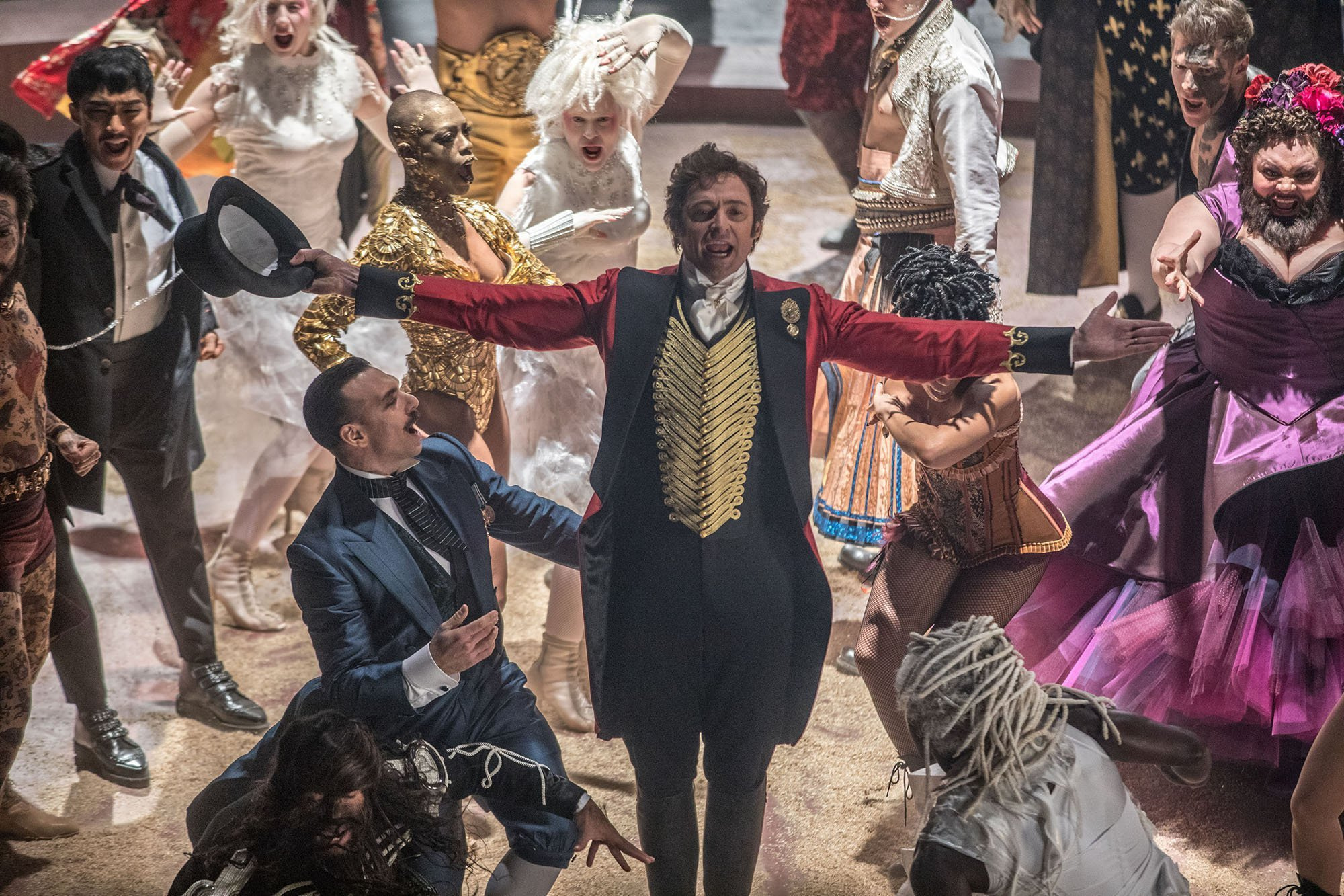 DTSB Outdoor Film Series: The Greatest Showman - 2019