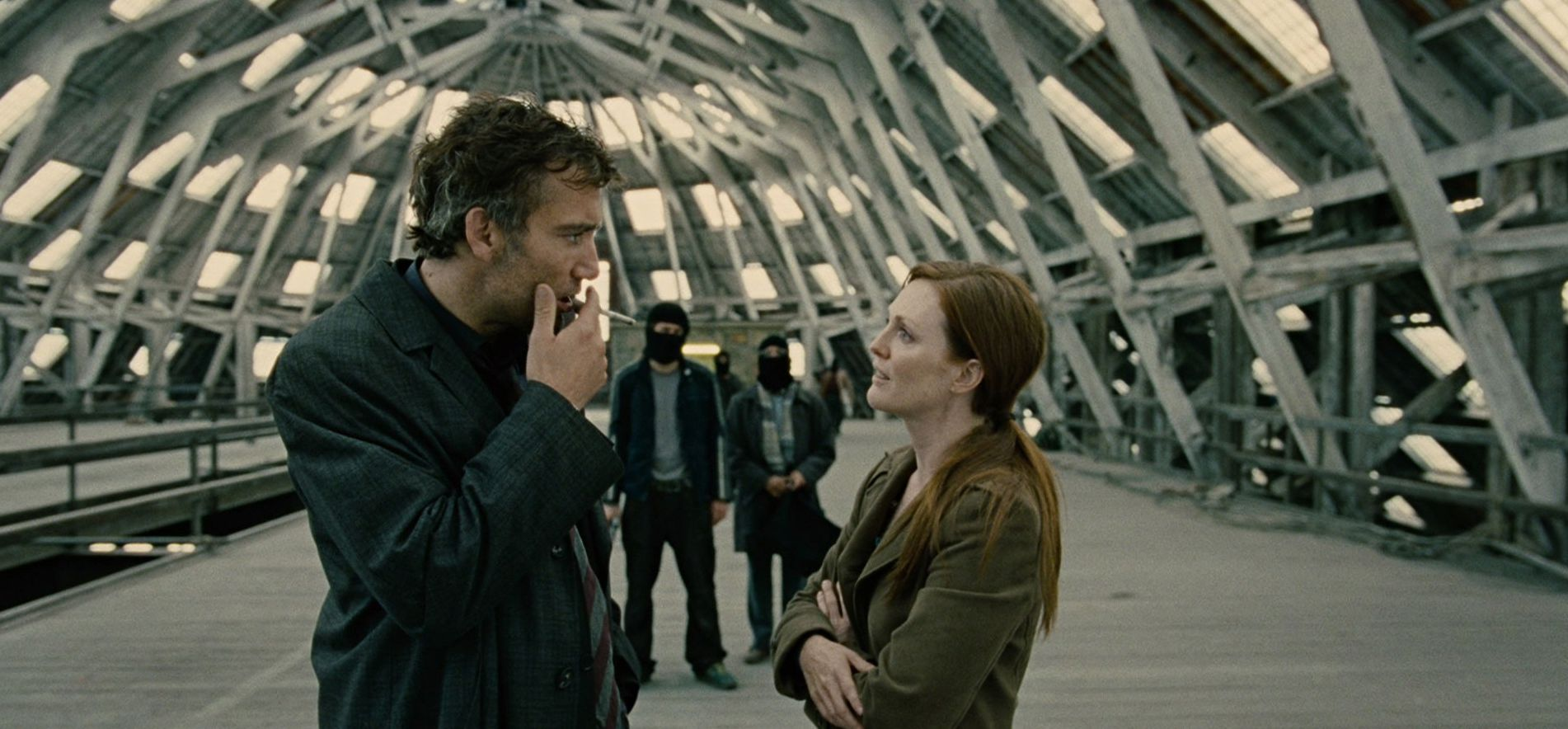 an interpretation of alfonso cuarons adaptation of children of men Cuarón's feature children of men, an adaptation of the p d james novel starring clive owen, julianne moore and michael caine, received wide critical acclaim, including three academy award nominations cuarón himself received two nominations for his work on the film in best film editing.
