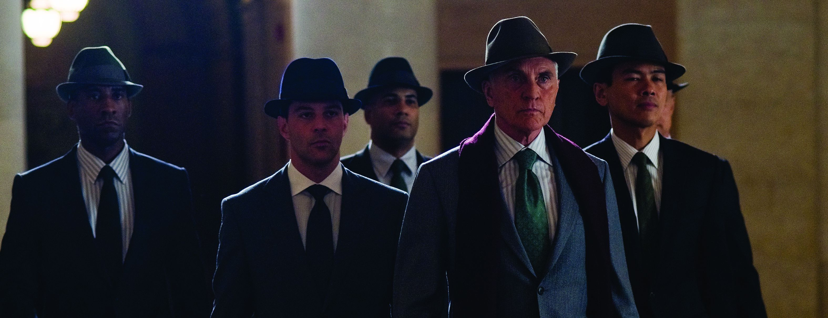 An image from The Adjustment Bureau