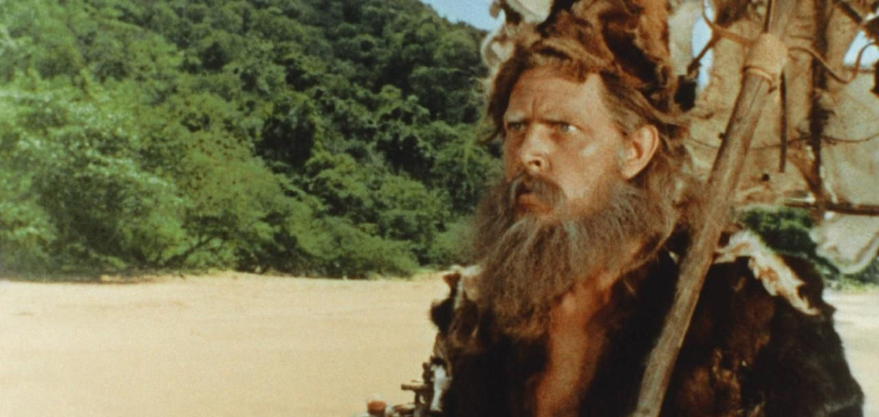 Robinson Crusoe Filme