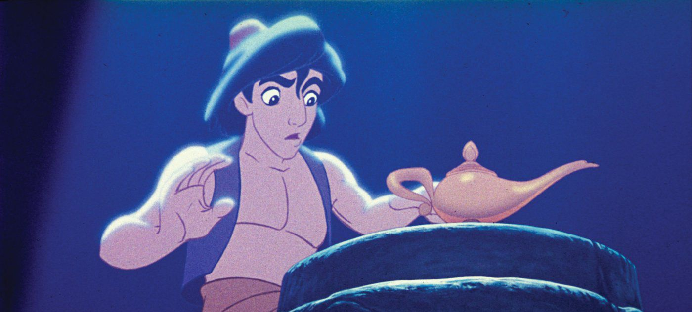 An image from Aladdin