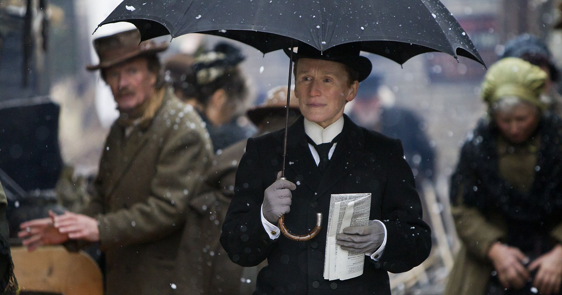 An image from Albert Nobbs
