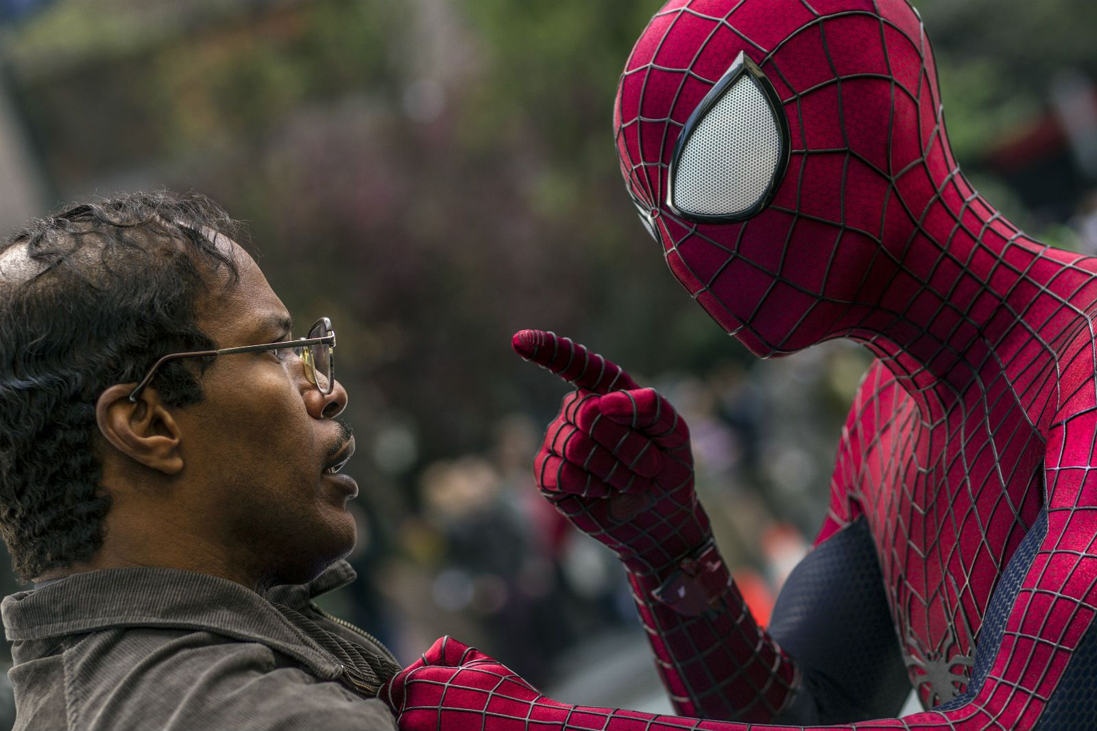 An image from The Amazing Spider-Man 2