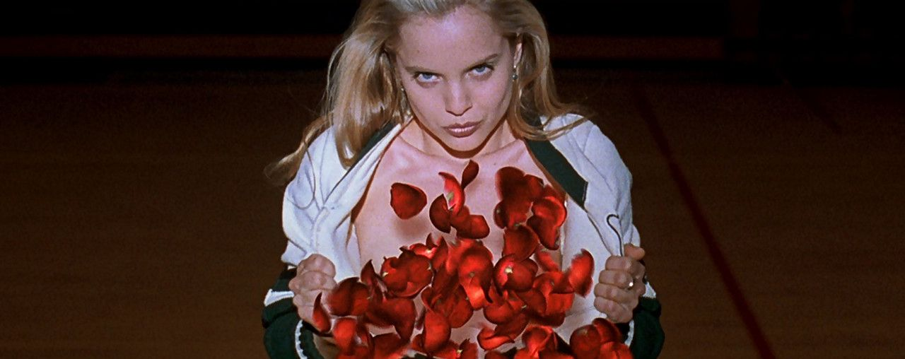 An image from American Beauty