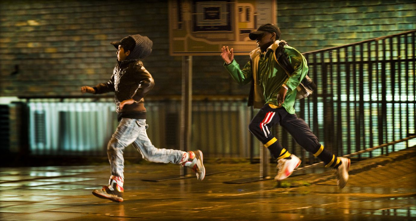 An image from Attack the Block