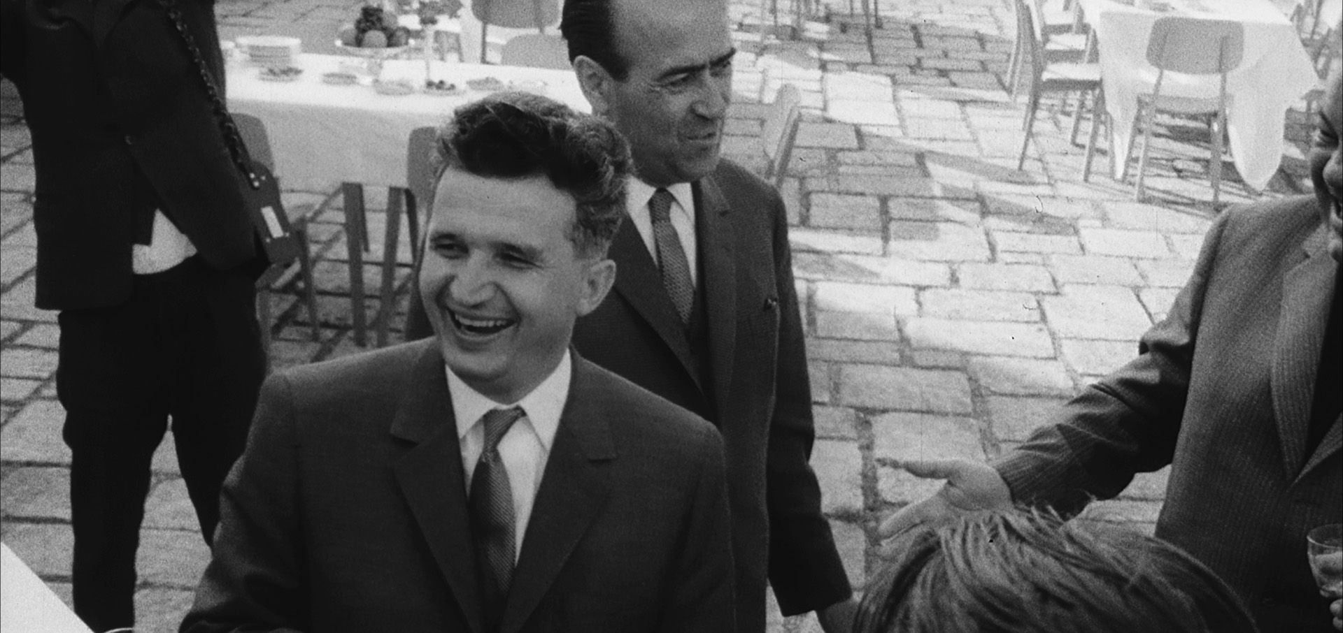 An image from The Autobiography of Nicolae Ceausescu