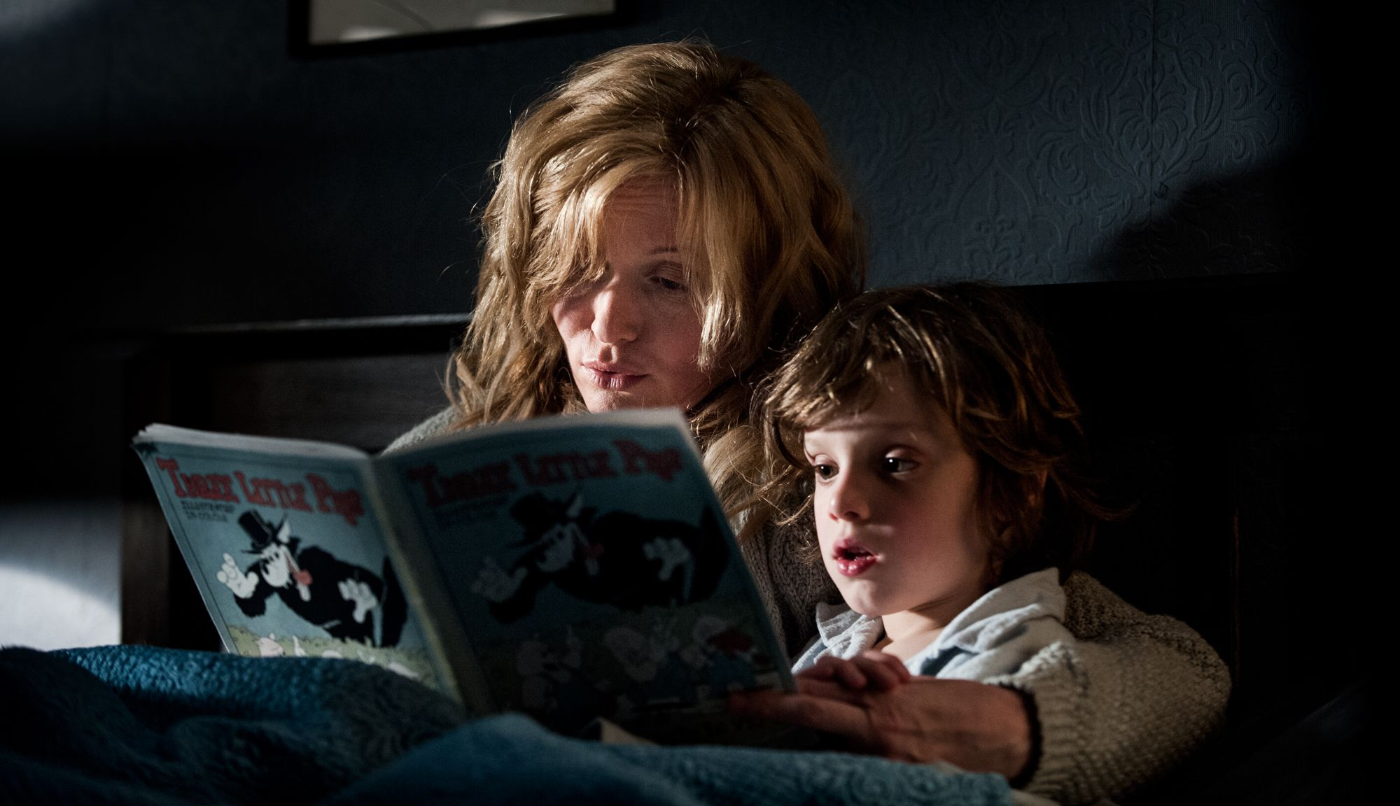 An image from The Babadook