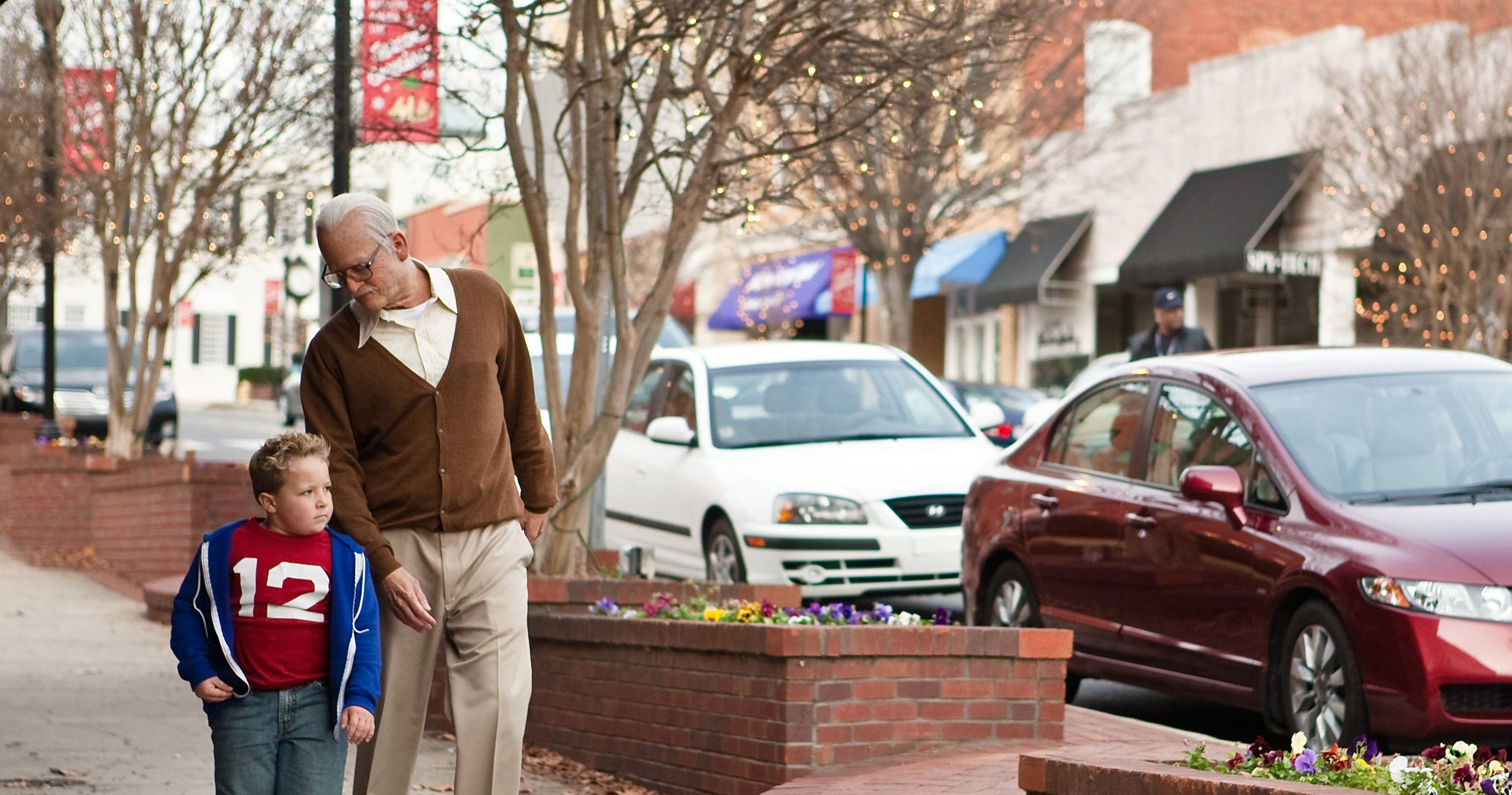 An image from Bad Grandpa