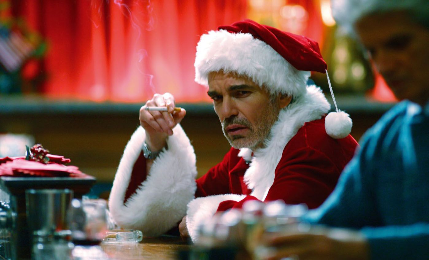An image from Bad Santa
