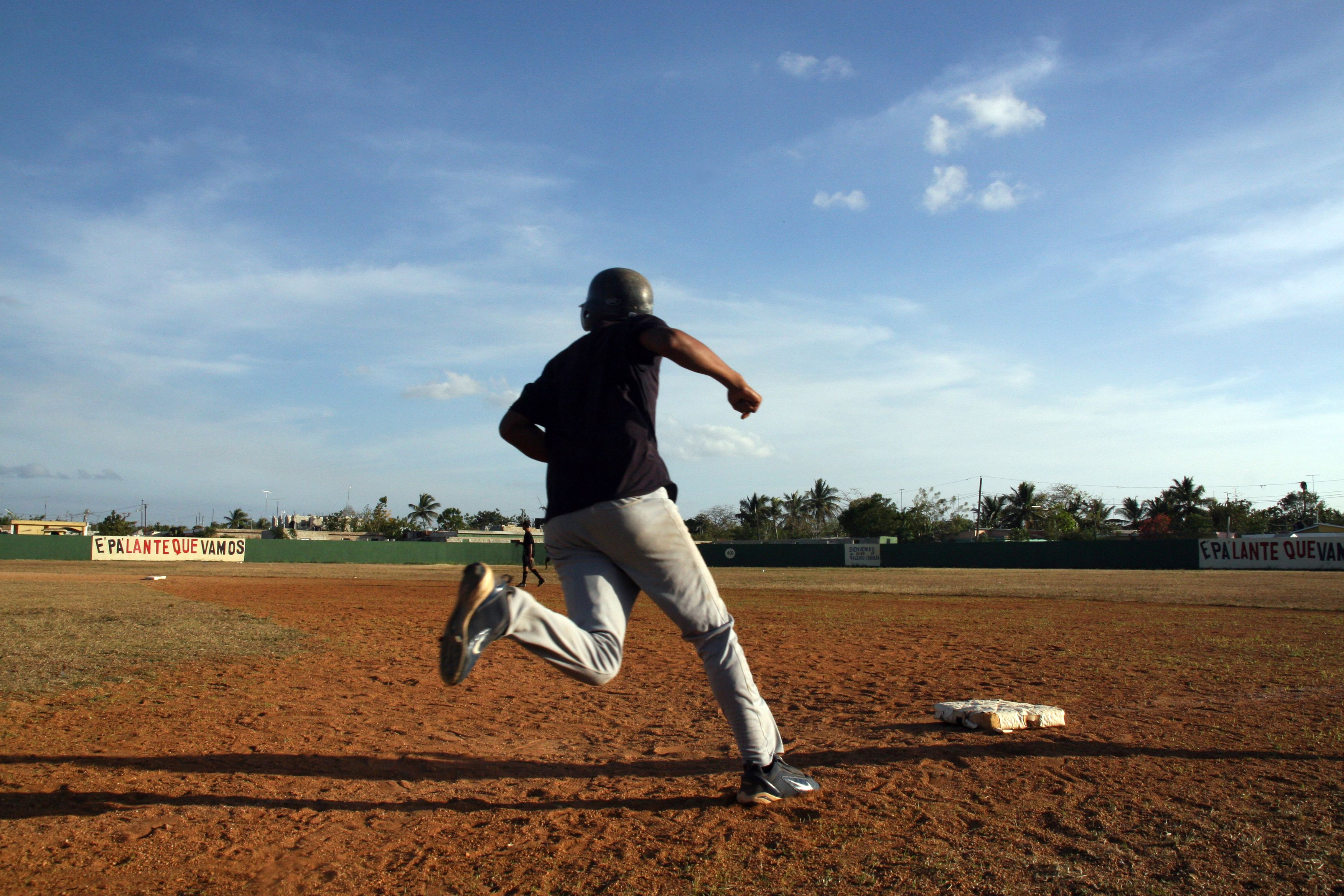An image from Ballplayer: Pelotero