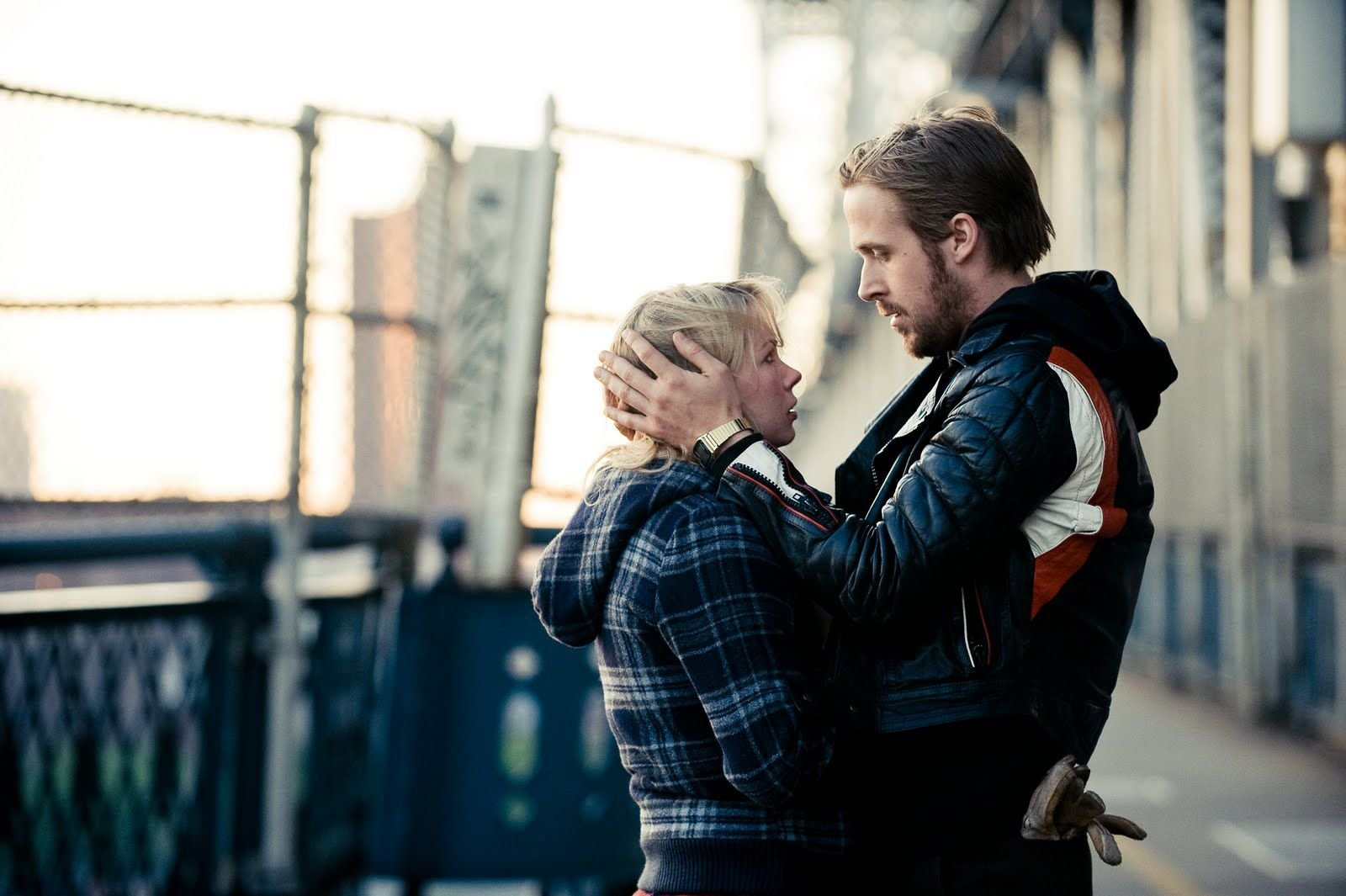 An image from Blue Valentine
