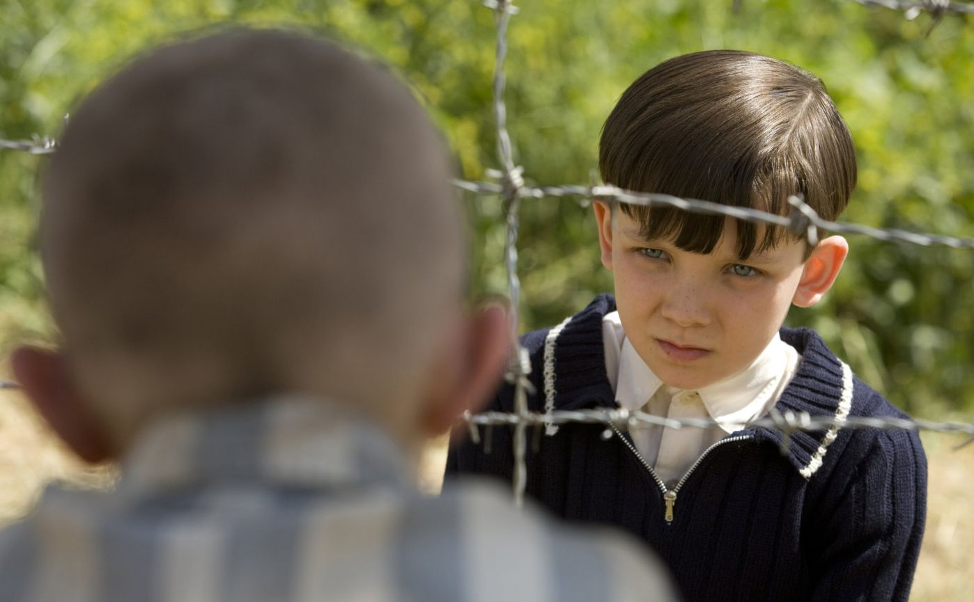 the book thief lessons teach the boy in the striped pajamas film review slant magazine