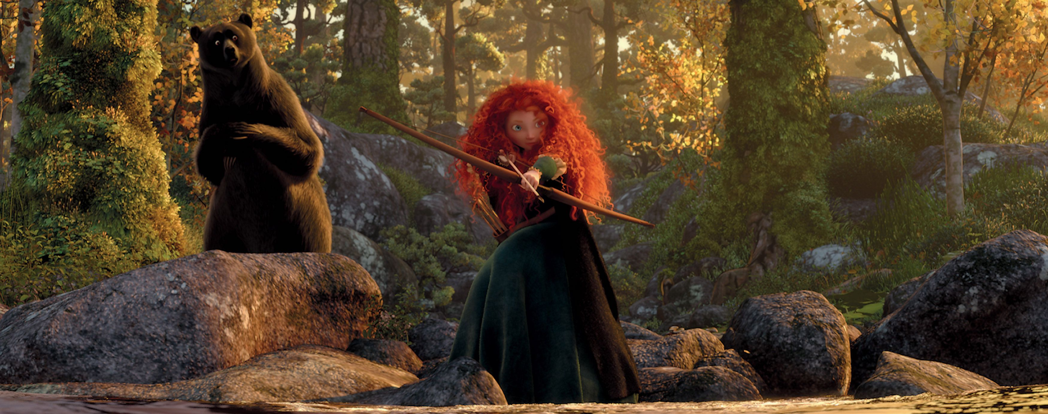 An image from Brave