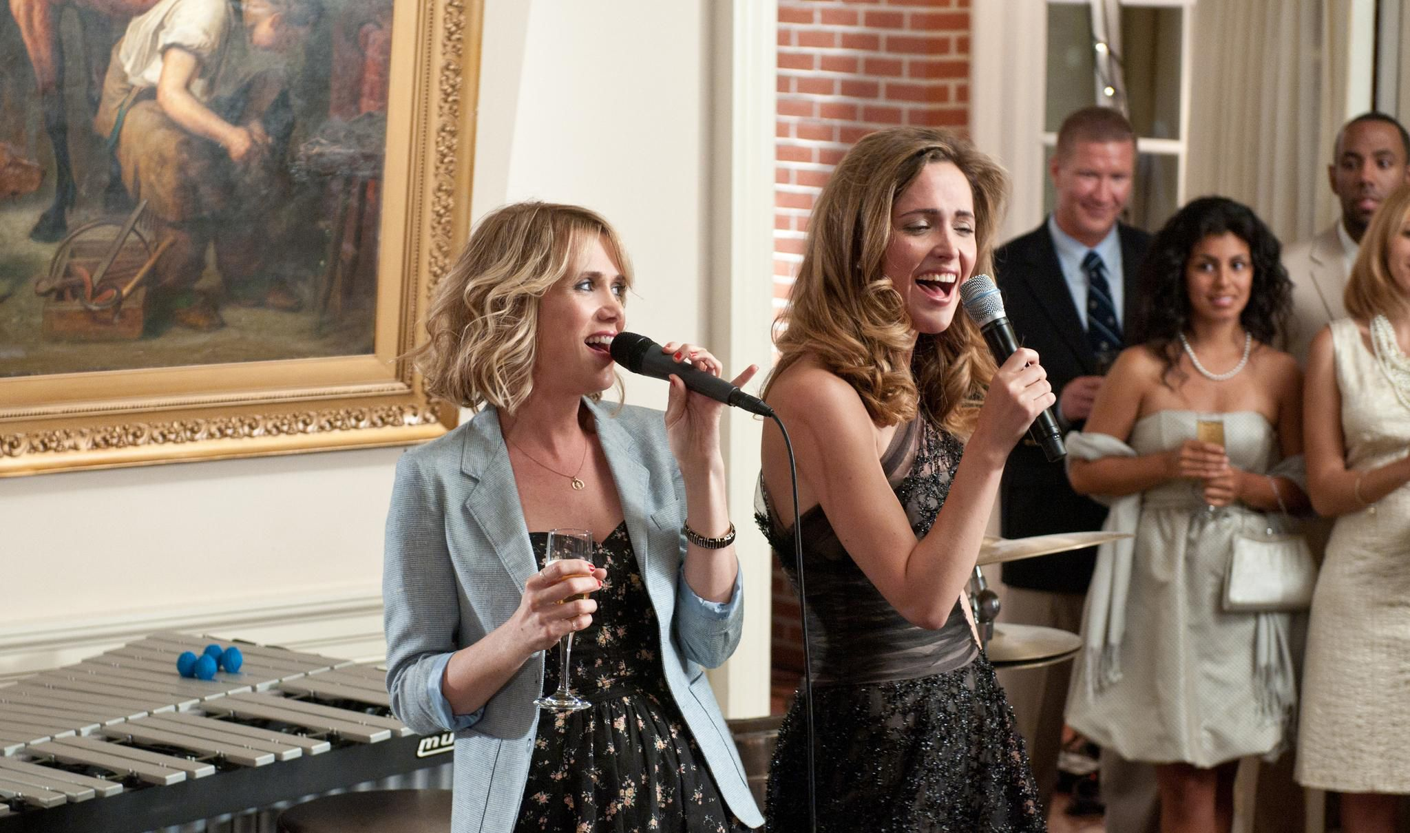 An image from Bridesmaids