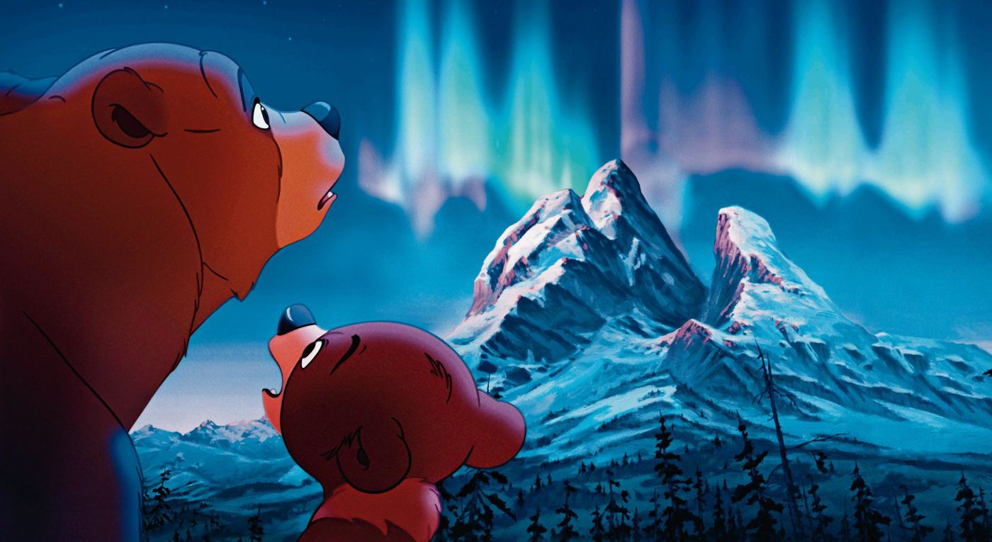 An image from Brother Bear