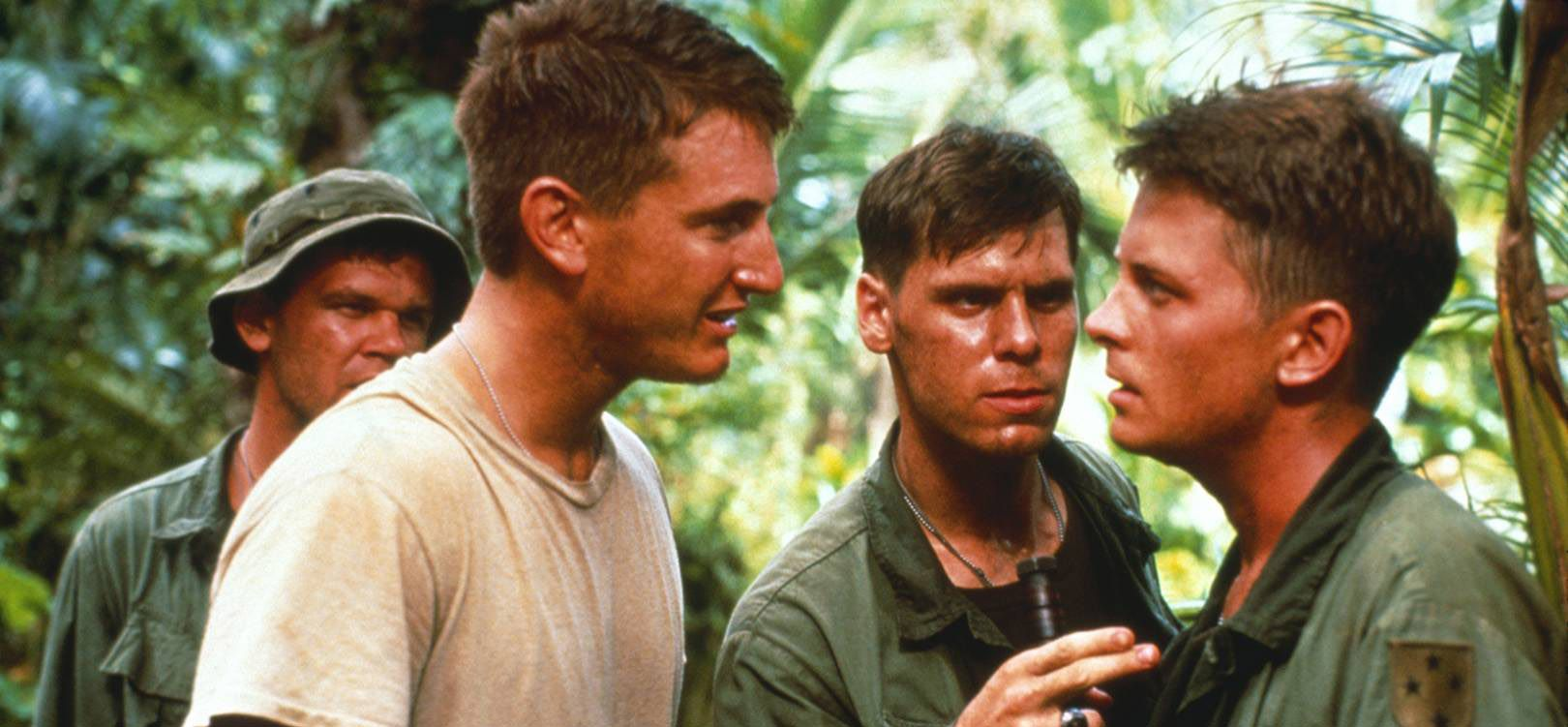 a review of platoon an american war film American history on film-the platoon movie and the vietnam war introduction the vietnam war occurred in the period of 1955 to 1975 in.